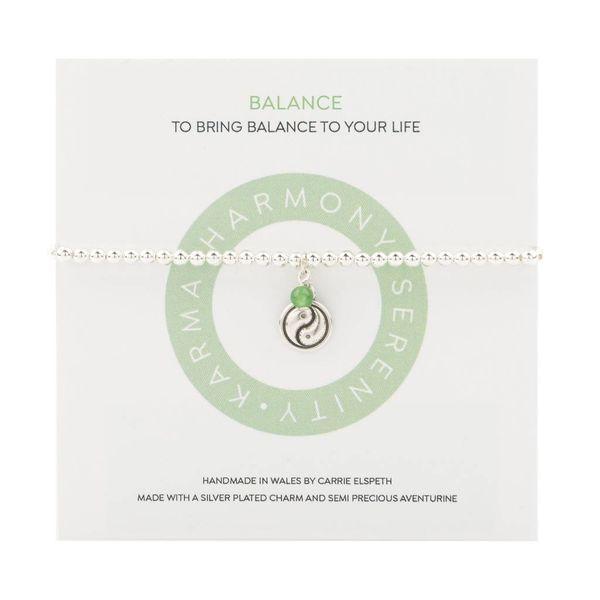Balance Mantra Bracelet