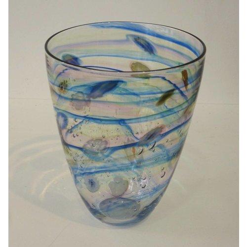 Martin Andrews Salsa klar breite Vase