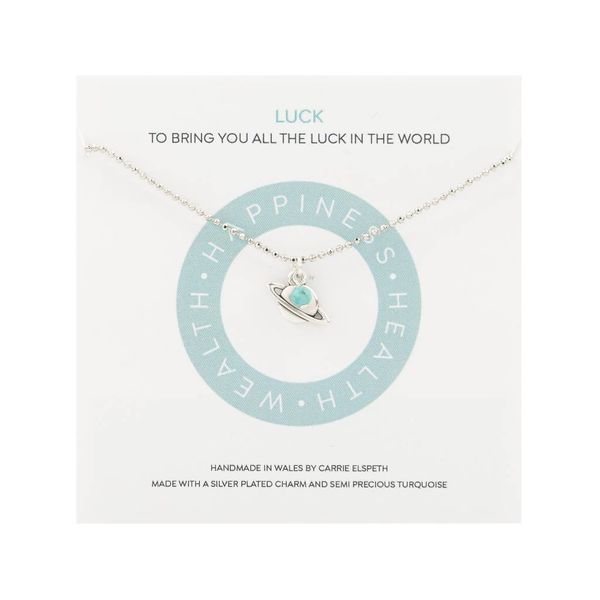 Luck Mantra Necklace