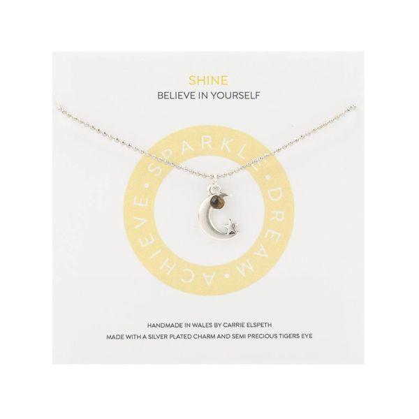 Shine Mantra Necklace
