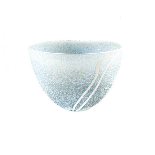 Martin Andrews Copy of Grey Stone shaped vase