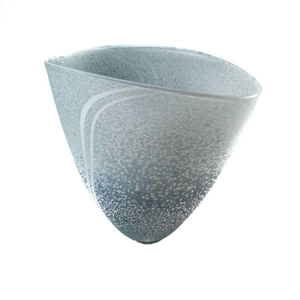 Granite  V shape small vase