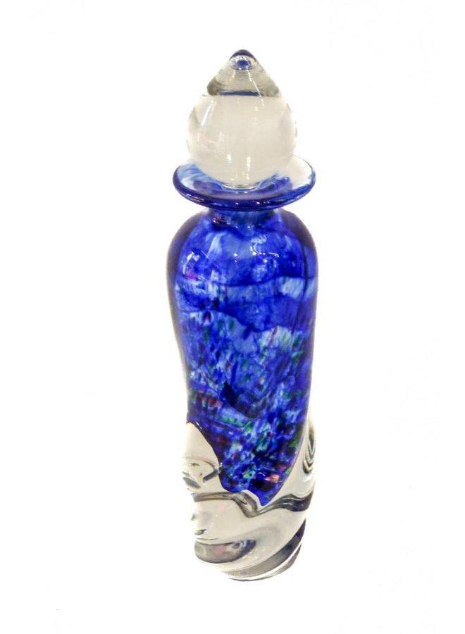Copy of Twist perfume bottle blue