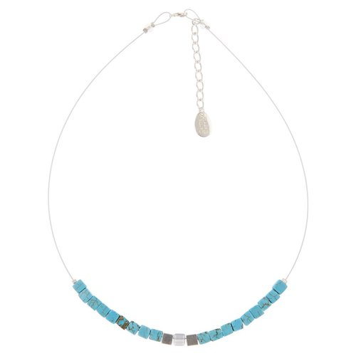 Carrie Elspeth Turquoise Naturals necklace