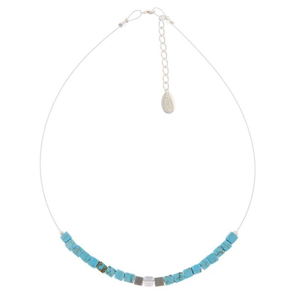 Turquoise Naturals necklace