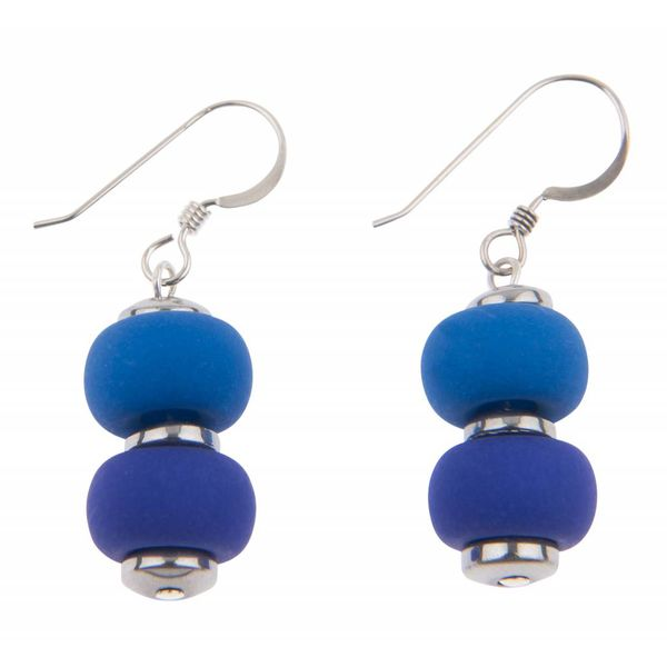 Bright Glacier Clique Earrings