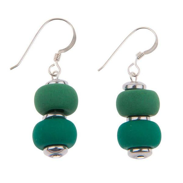 Bright ForestClique Earrings