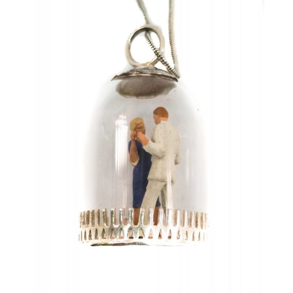Dome diorama Strictly Dancers Pendant