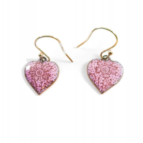 Katie Johnson Earrings heart
