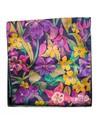 Flores de verano Bufanda de algodón Liberty