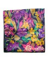 Summer  Flowers Liberty Cotton Scarf