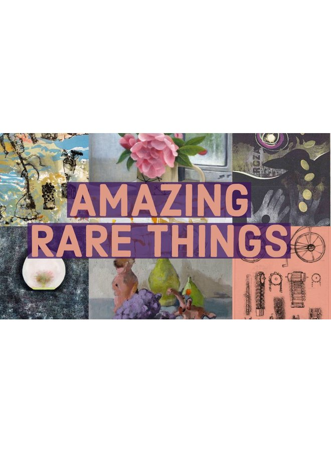 Amazing Rare Things Submission 18/19