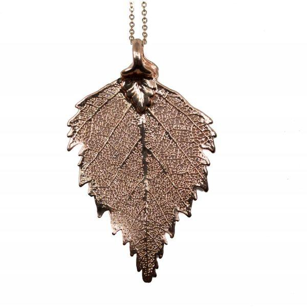 Birch Rose Gold Pendant