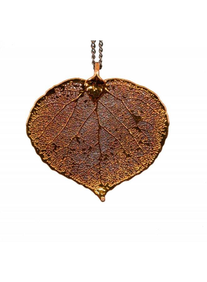 Aspen copper necklace