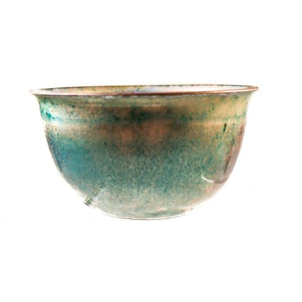 Enamelled Copper Bowl 143