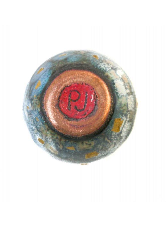 Emaillierte Kupferschale 150