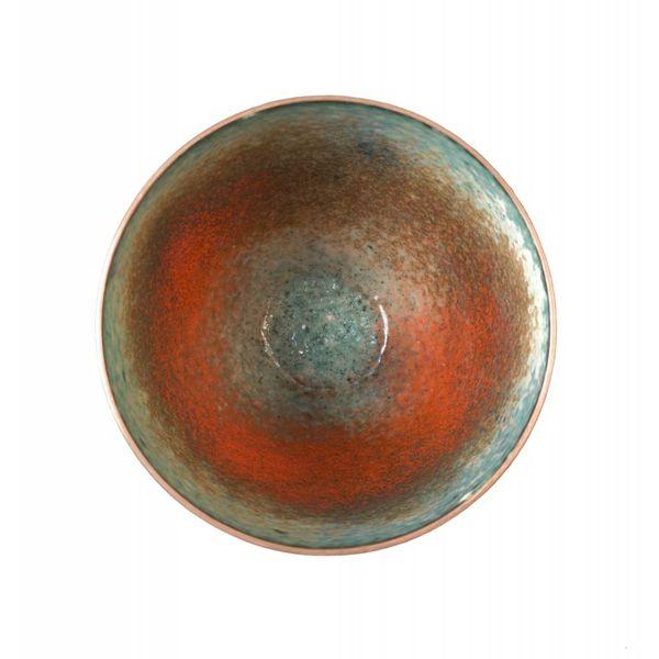 Emaillierte Kupferschüssel 151
