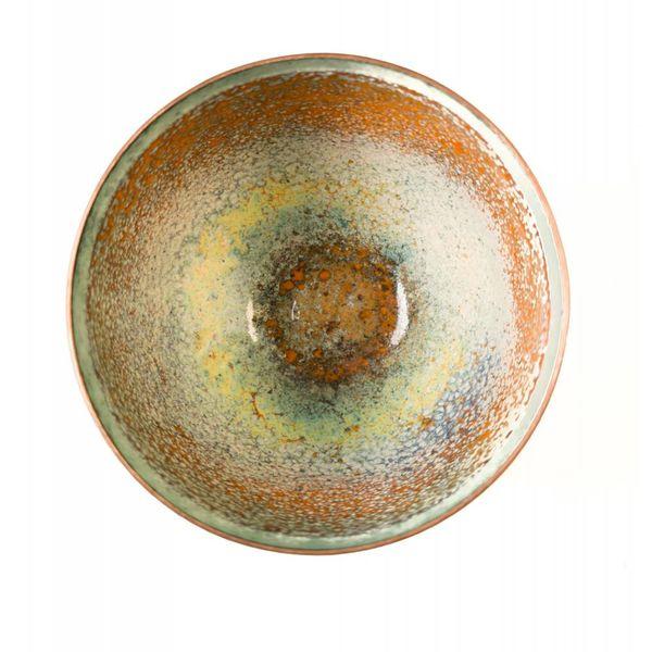 Tazón de cobre esmaltado 155