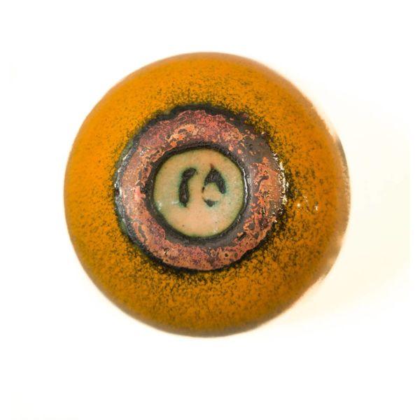 Enamelled Copper Bowl 155