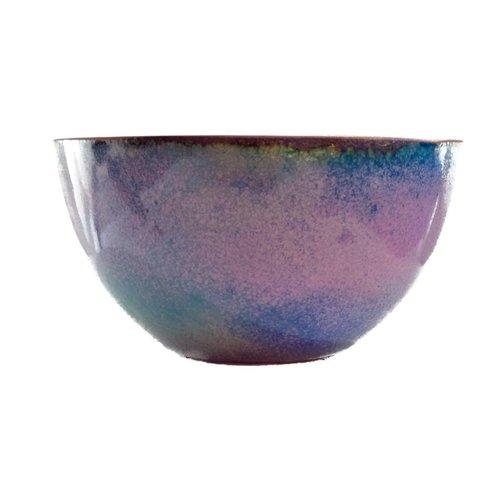 Pat Johnson Enamelled Copper Bowl 160