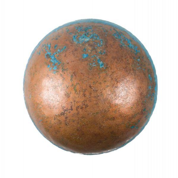Cuenco de cobre grabado 28