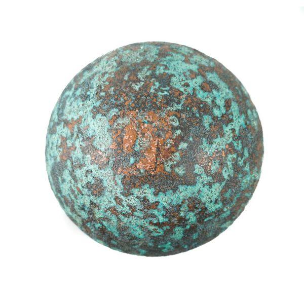 Cuenco de cobre grabado 27