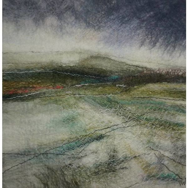 Nackenrolle Moor