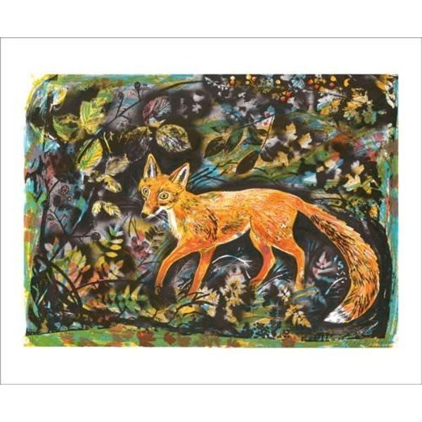 Autumn Fox by Mark Hearld