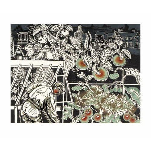 Art Angels Autumns 1950 by Edward Bawden