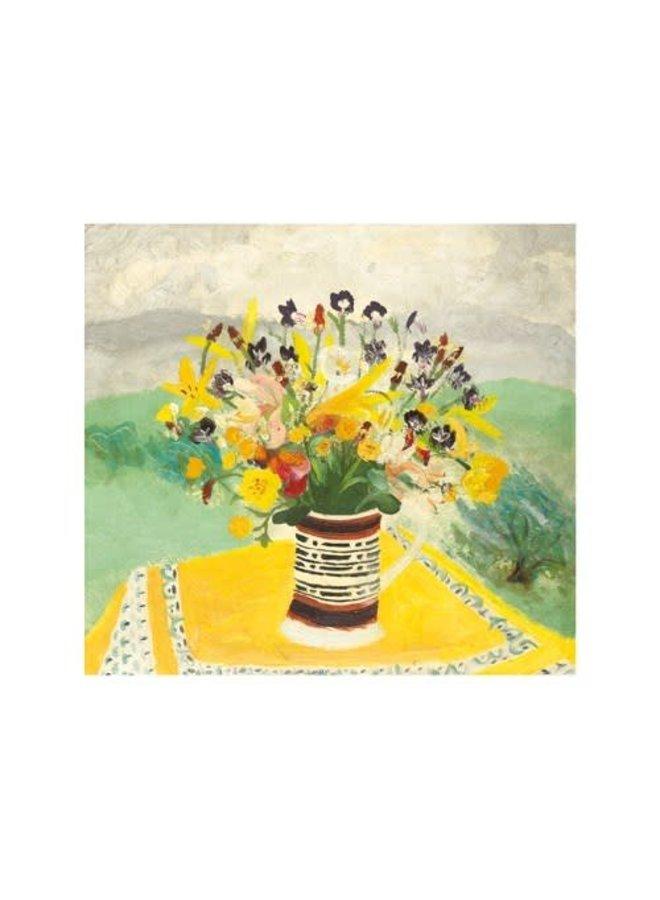 Cumberland Flowers by Winifred Nicholson