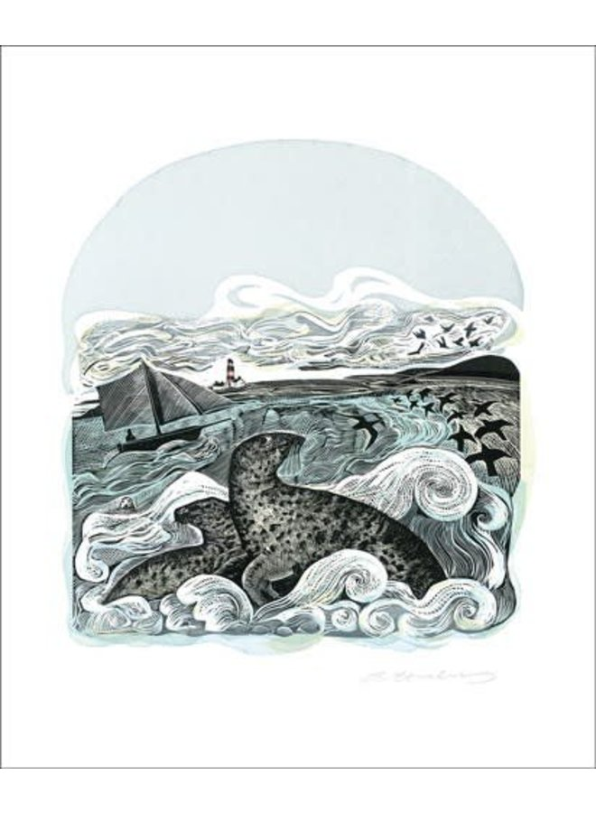 Seal Song by Angela Harding