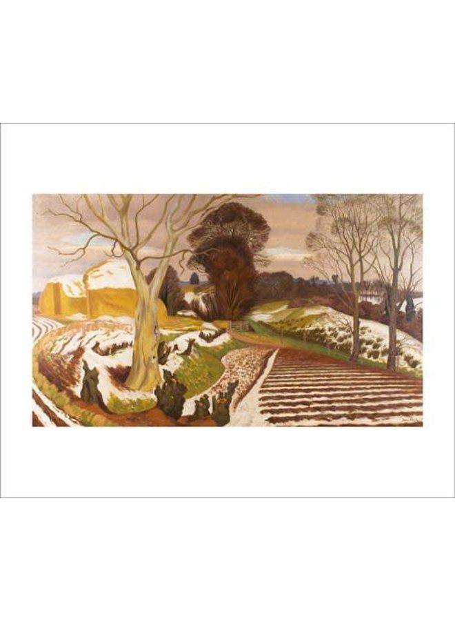 Winter Scene by John Nash
