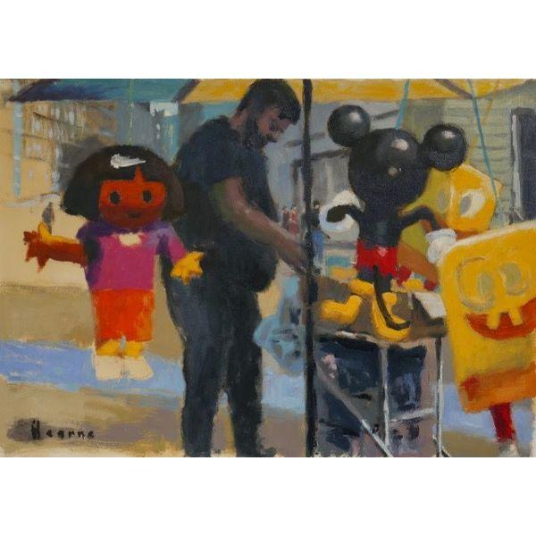 Dora y Bob