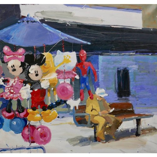 Martin Hearne Bradford Disney