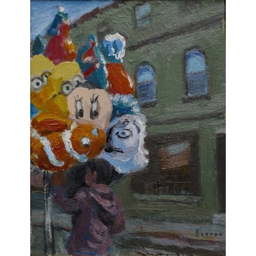 Martin Hearne Balloon Vendor