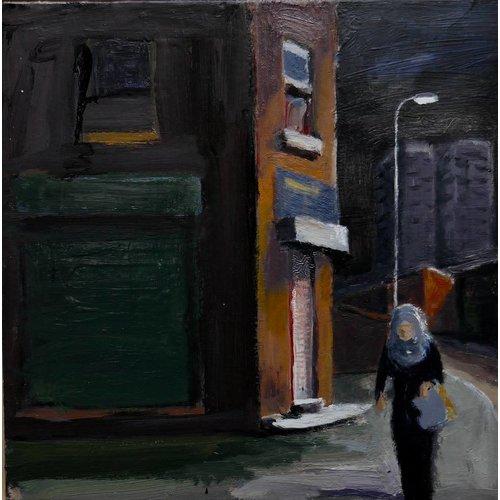 Martin Hearne Figura de noche