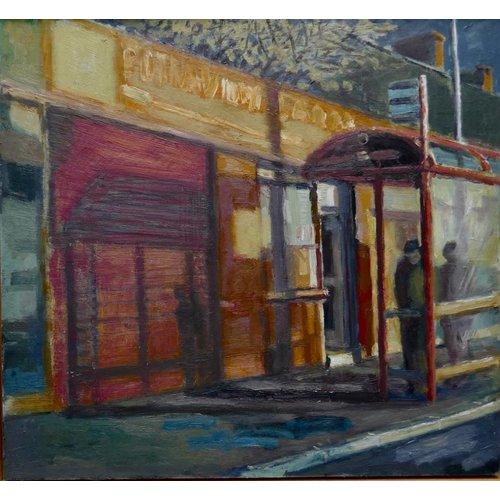 Martin Hearne Bus Stop