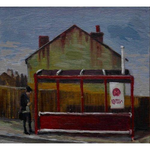 Martin Hearne Estudio de parada de autobús