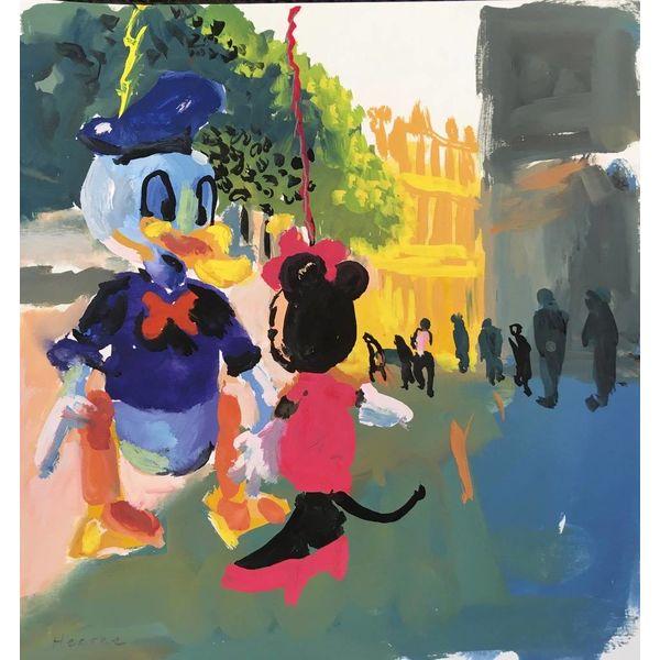 Donald en Bradford