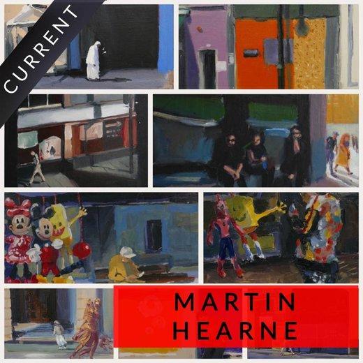 Bradford Disney und andere Geschichten von Martin Hearne