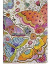 12 Month - Flutterbyes (2019) Week to View - UK Holidays 95 X 140 mm (Mini), 160p. Strap
