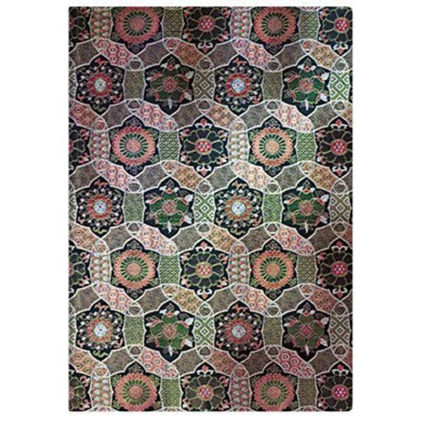 Sacred Textiles Chakra lined 125 X 170mm (Midi), 176p.Elastic