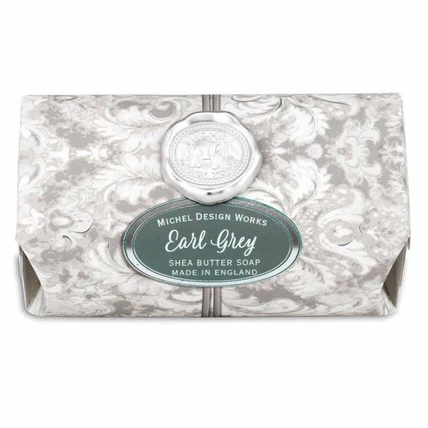 Barra de jabón grande Earl Grey