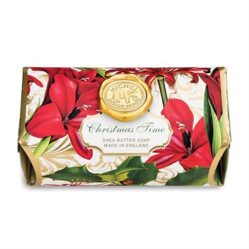 Michel Design Works Chrismas Time Large Soap Bar