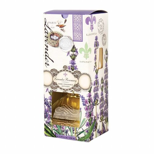 Michel Design Works Lavender Rosemary Home Fragrance Diffuser 230ml