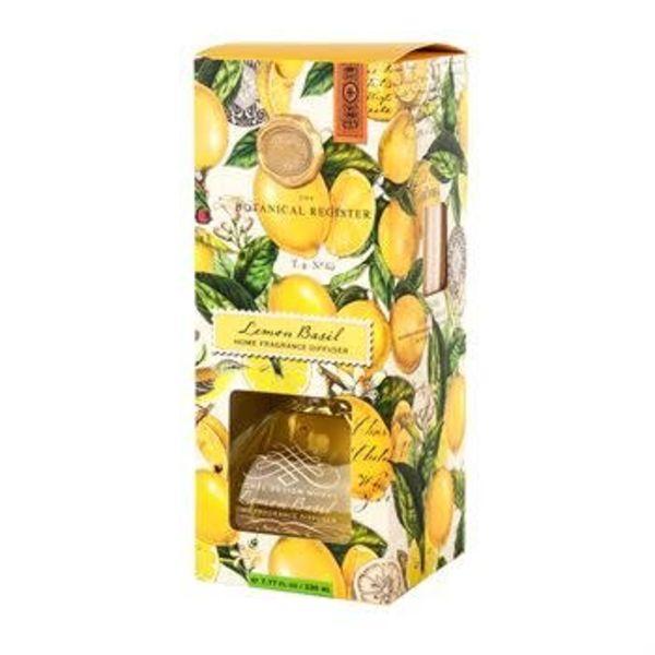 Lemon Basil Home Fragrance Diffuser