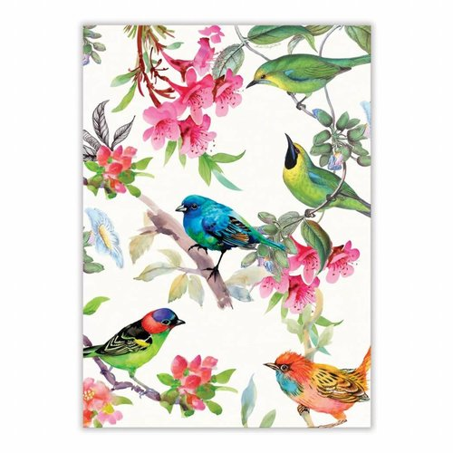 Michel Design Works Bird Song Kitchen Towel