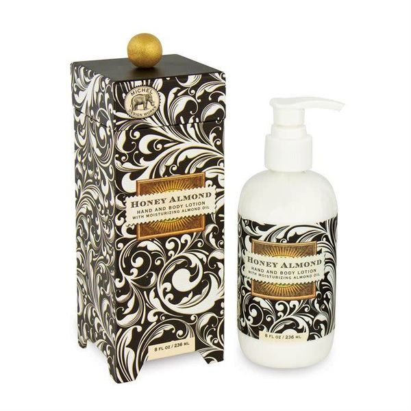 Honey and Almond Lotion 236ml