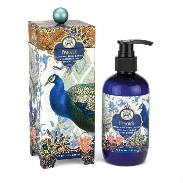 Peacock Hand and Body Lotion 236ml