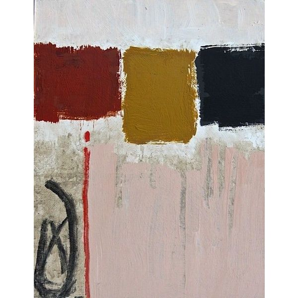 Red, Ochre and Black